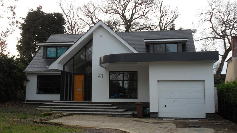 Modern Home conversion