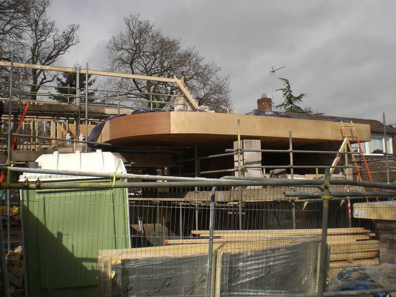 Modern home conversion Dorset