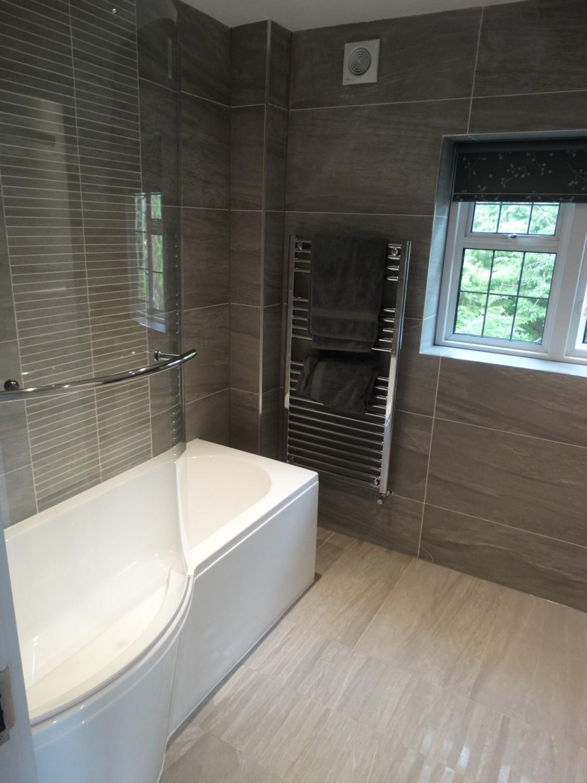 Canford Cliffs Bathroom