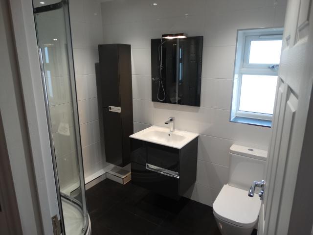 West Moors Bathroom refurb