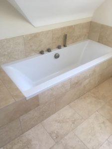 Corfe Mullen loft conversion bathroom